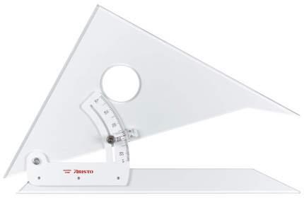 """Треугольник Aristo AH23408 раздвижной 20 cм - 8"""""""