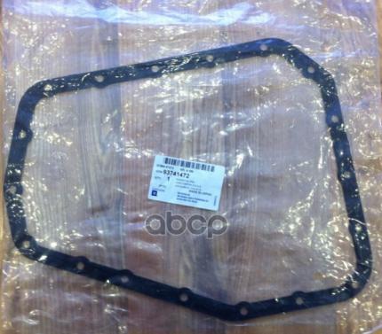 Прокладка CHEVROLET Aveo картера масляного АКПП OE