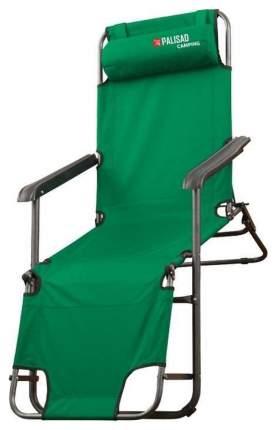 Кресло-шезлонг Palisad Camping 69587 зеленый