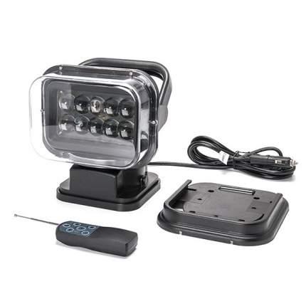 Светодиодный фароискатель прожектор 50 ватт дальнего света поворотный  FI-BB4D-50W spot