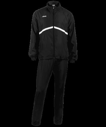 Спортивный костюм Jogel JLS-4401-061, черный/белый, XXL INT