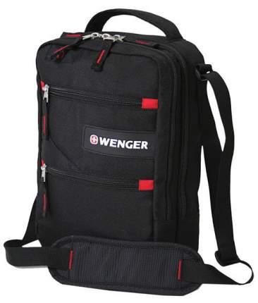 Сумка Wenger 18262166 Mini Vertical Boarding Bag черная