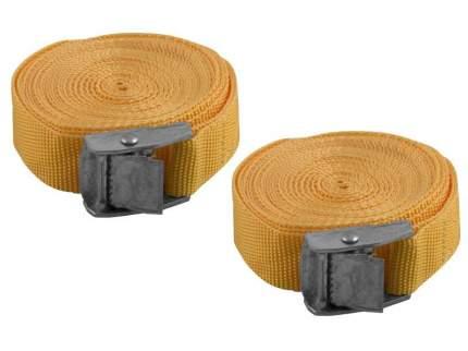 Ремень для груза 2,5м х 25мм 0,7т, с фиксатором 2 шт. Dollex ST-252508