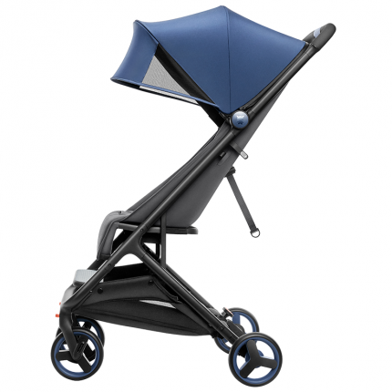 Коляска прогулочная Xiaomi MITU Baby Folding Stroller Blue