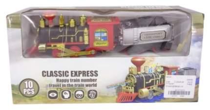 Железнодорожный набор Junfa toys Классический экспресс 31х15х8 см 2863B