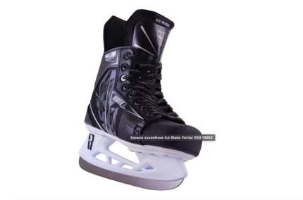 Коньки хоккейные Ice Blade Vortex V50 черные, 44
