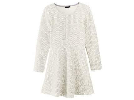Платье для девочки Pepperts р.134-140 белый