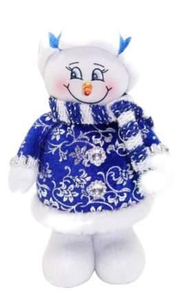 Мягкая игрушка Новогодняя сказка Снеговик 972419