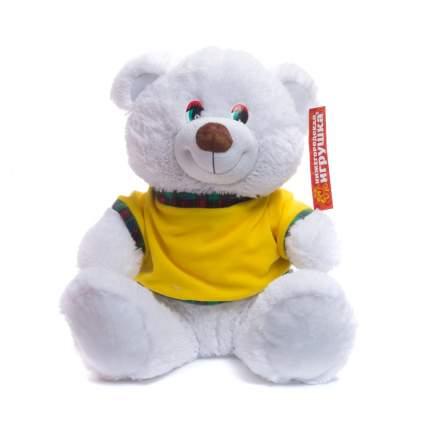 Мягкая игрушка Медведь маленький в футболке 45 см Нижегородская игрушка См-648-5