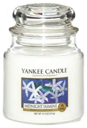 Ароматическая свеча Yankee Candle Midnight Jasmine Medium Jar Candle