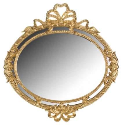 Зеркало настенное Euromarchi 290-023 50х50 см, золото