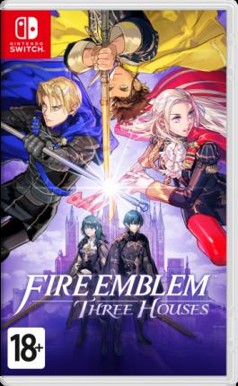 Игра для Nintendo Switch Fire Emblem: Three Houses