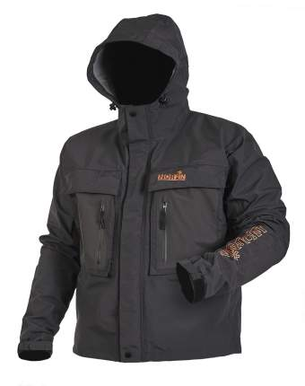 Куртка для рыбалки Norfin Pro Guide, gray, L INT, 176-182 см