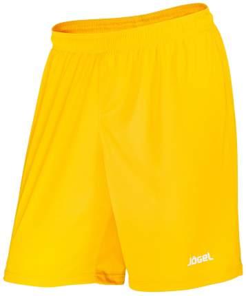 Шорты баскетбольные детские Jogel желтые JBS-1120-041 YL