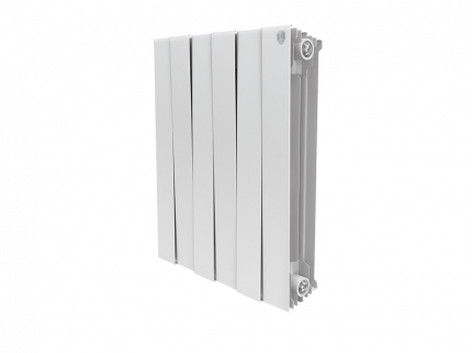 Радиатор биметаллический Royal Thermo PianoForte Bianco Traffico 591x647