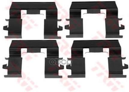 Пружинки тормозных колодок TRW/Lucas PFK451