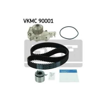 Комплект ремня Грм SKF  Daewoo Matiz/Chevrolet Spark 0.8 с помпой арт. VKMC90001
