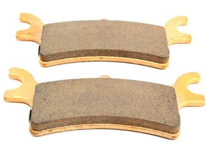 Тормозные колодки задние Polaris Sportsman 2202414 FA314 MP115
