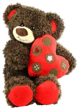 Мягкая игрушка Magic Bear Toys Медведь Дормидонд с сердцем 31 см