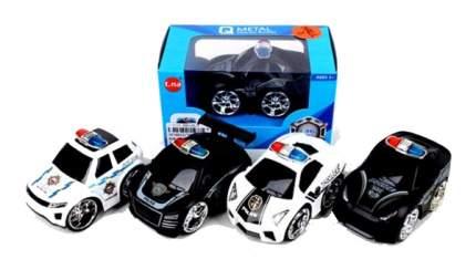 Машина Металл, Полиция, 1:36, Инерц, Tn-1075 Наша игрушка