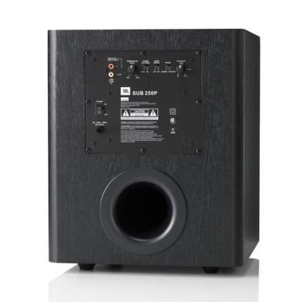 Сабвуфер JBL Sub 250 PBK/230 Black