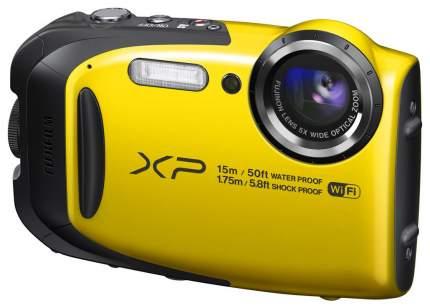 Фотоаппарат цифровой компактный Fujifilm FinePix XP90 Yellow