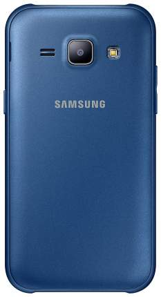 Смартфон Samsung Galaxy J1 4Gb Blue (SM-J100F)
