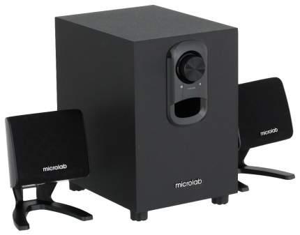 Колонки компьютерные 2.1 Microlab M-108 Черный