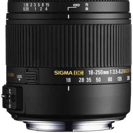 Объектив SIGMA AF 18-250mm f/3.5-6.3 DC MACRO OS HSM Canon EF