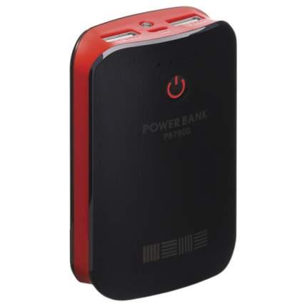 Внешний аккумулятор InterStep PB7800UBR 7800 мА/ч (IS-AK-PB7800UBR-000B20) Black/Red