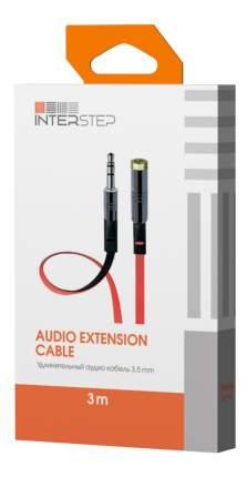 Кабель аналоговый аудио interstep IS-DC-BW35JMFRD-000B203