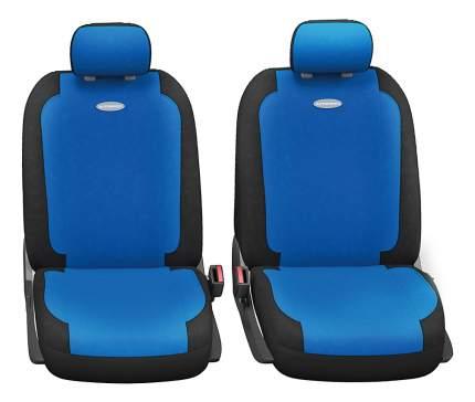 Комплект чехлов на сиденья Autoprofi Generation GEN-1105 BK/BL (M)