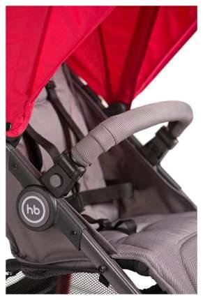 Прогулочная коляска Happy Baby Crossby Red