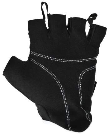 Перчатки для фитнеса и тяжелой атлетики ADGB-12323WH белые L