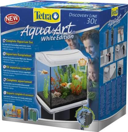 Аквариумный комплекс для рыб, креветок, рак. Tetra AquaArt Crayfish Discover Line, 30л