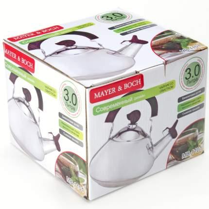 Чайник для плиты Mayer&Boch 1101 2 л