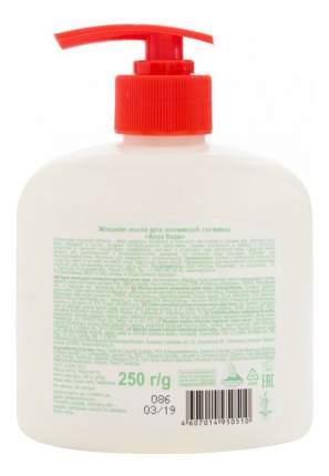 Жидкое мыло для интимного ухода Красная линия Алоэ 250 мл