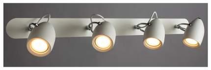 Спот Arte Lamp A4004PL-4WH gu10