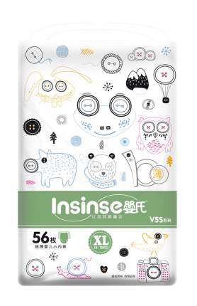 Подгузники INSINSE V5S трусики (13-15кг) 56 шт. XL (4)