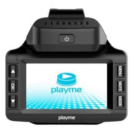 Видеорегистратор PlayMe Радар детектор, GPS TURBO