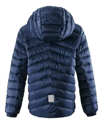 Куртка Reima пуховая для мальчика Falk синяя 164 размер