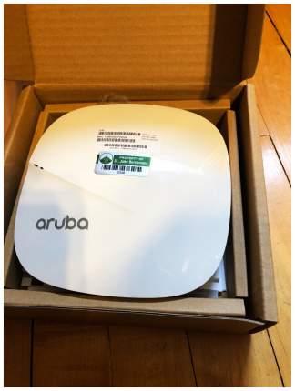 Точка доступа Wi-Fi HP Aruba 207 JX954A