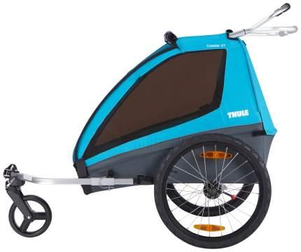 Коляска-трансформер Thule Chariot Coaster XT Синяя