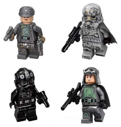 Конструктор LEGO Star Wars Имперский истребитель СИД 75211