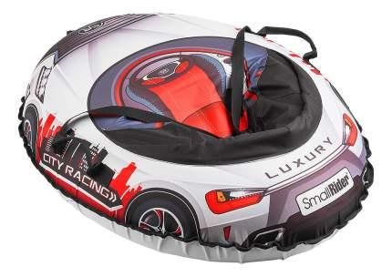 Тюбинг Small Rider Snow Cars 3 LX красный