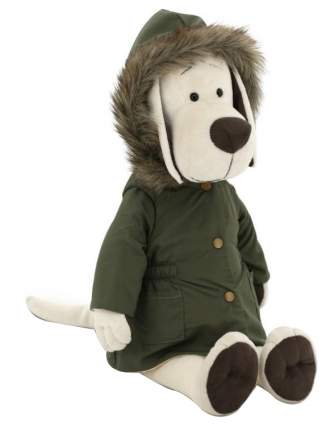 Мягкая игрушка Orange Toys Собачка Лапуська: Осенняя куртка 30 см Life