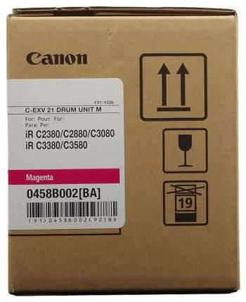 Фотобарабан Canon C-EXV21M для IRC2880/3380, Пурпурный, 53000 страниц