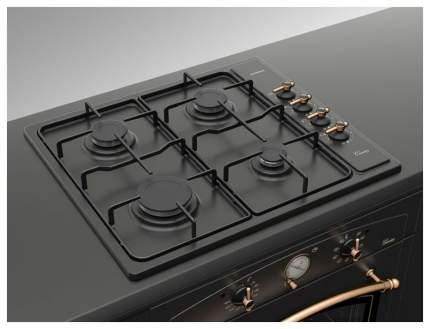 Встраиваемая варочная панель газовая Darina T16 BGM 341 11 At Black