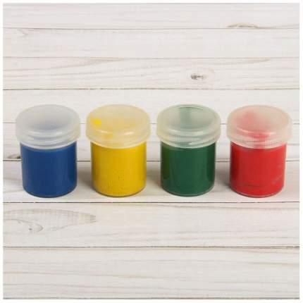 """Краски пальчиковые Centrum """"Enchantimals"""" 4 цвета по 40 мл"""