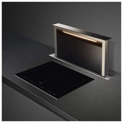 Встраиваемая варочная панель индукционная Smeg SIM662WLDX Black